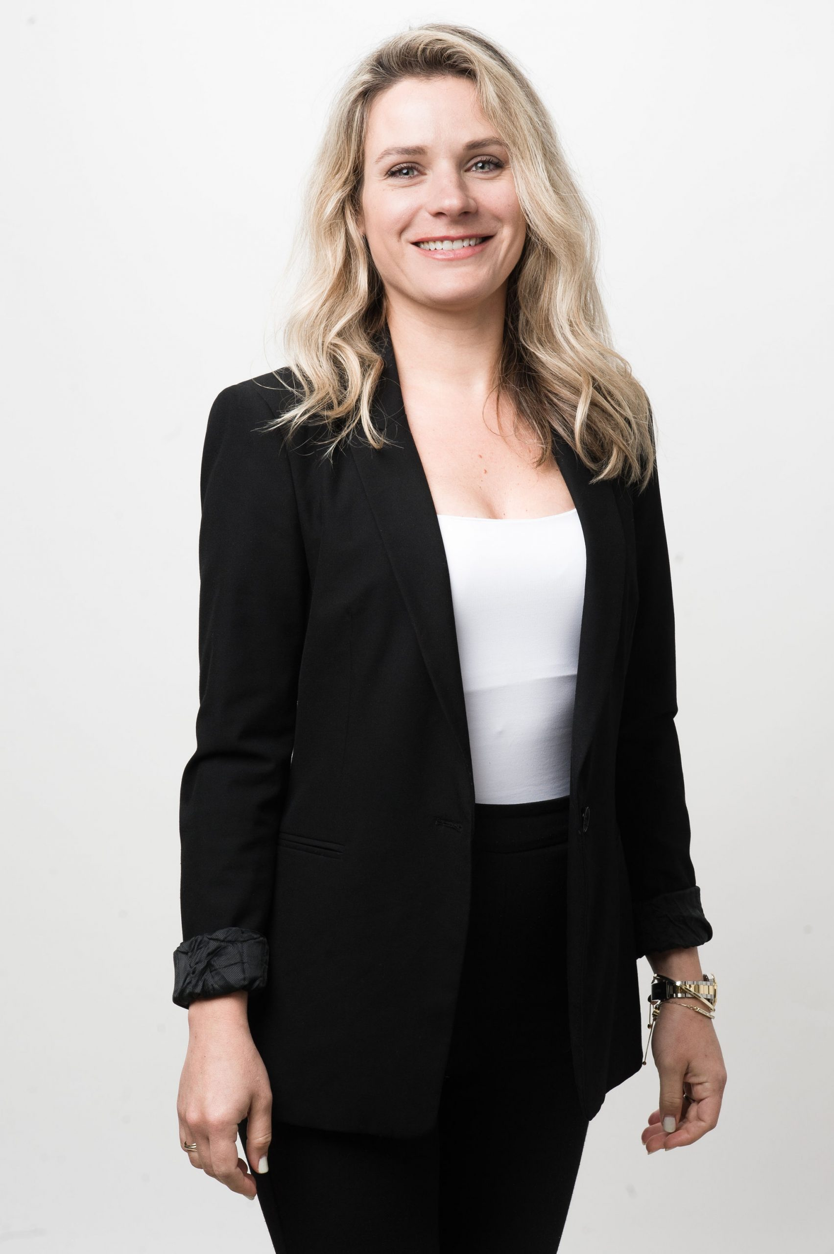 Mathilde Lecomte - Manager of Services Sales Support